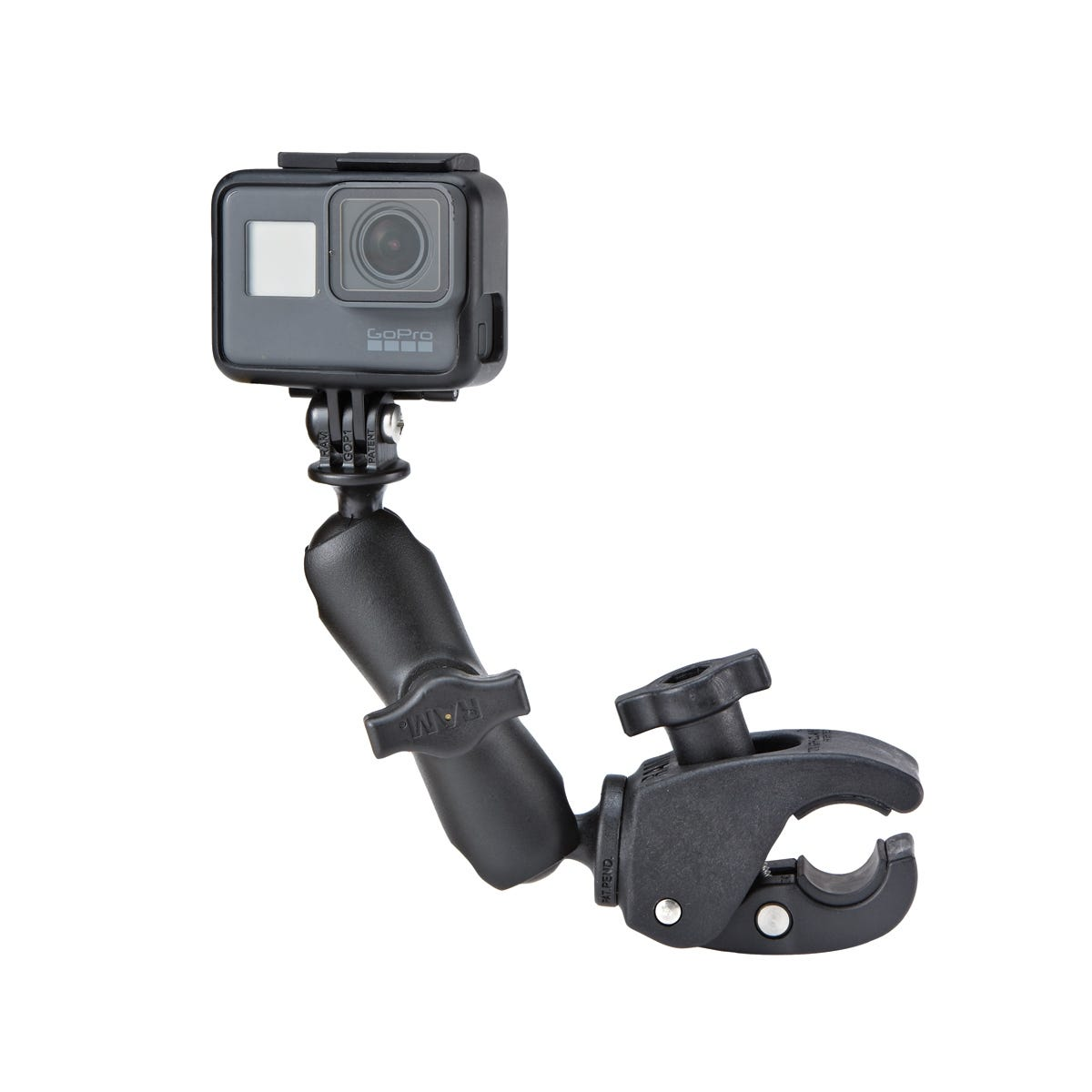 Ram Claw Yoke Clamp With Blade Style Camera Mount From