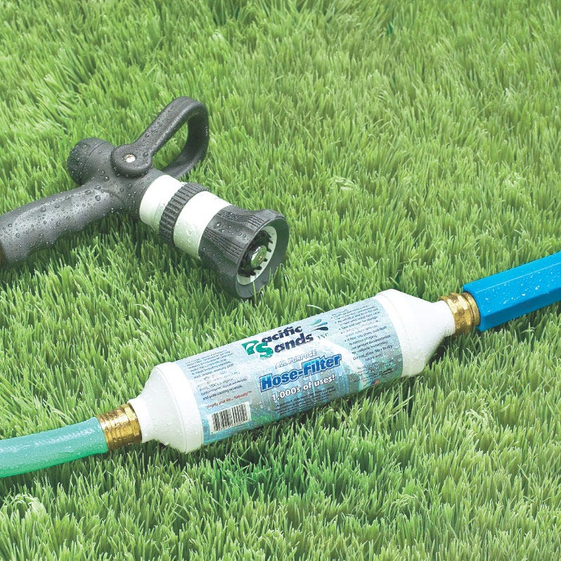 Hose filter from sporty 39 s tool shop for Garden water filter