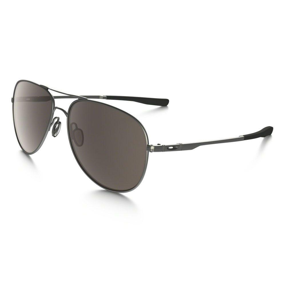 76162330611 Oakley Elmont Aviator Sunglasses (60mm) - from Sporty s Pilot Shop