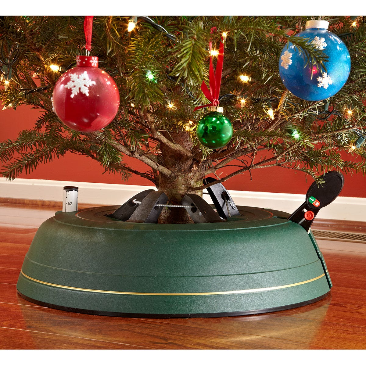 Tree Genie XXL Deluxe Christmas Tree Stand - from Sporty's Tool Shop