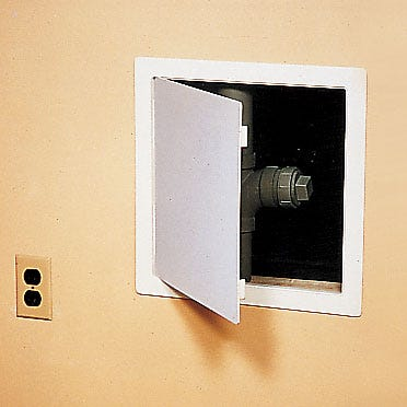 how to make access door in drywall 3