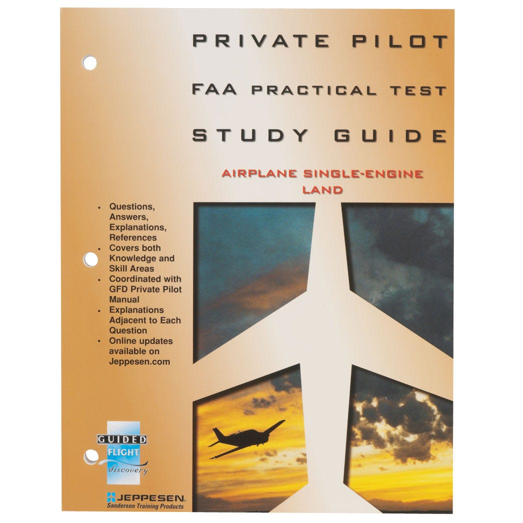 Private Pilot Cheat Sheet - The Blog of Michael Soroka