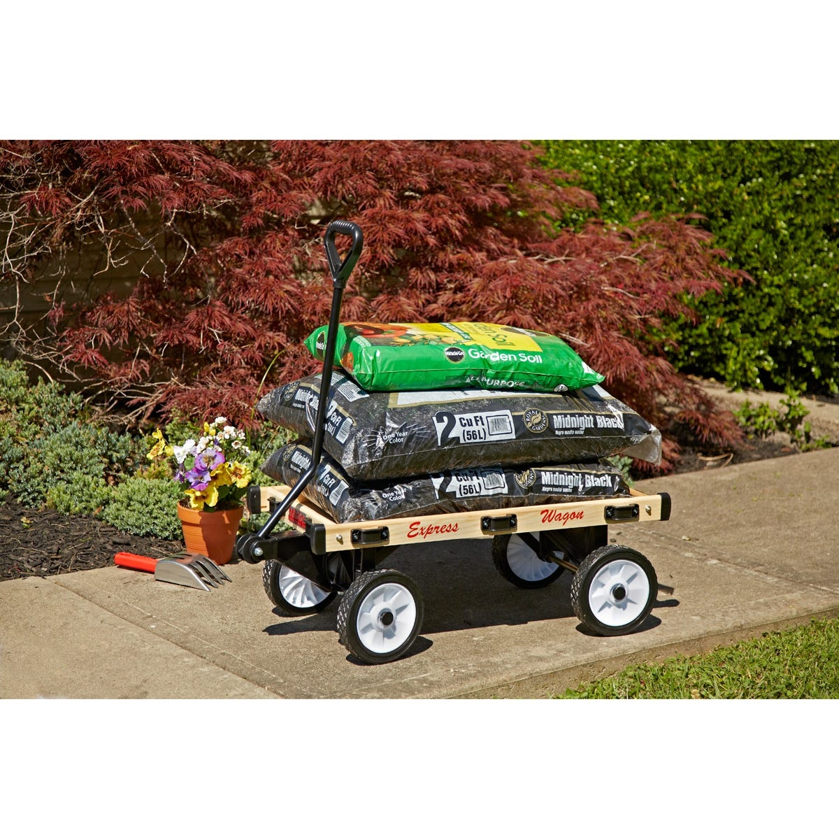 Convertible Sleigh Wagon - from Sportys Preferred Living