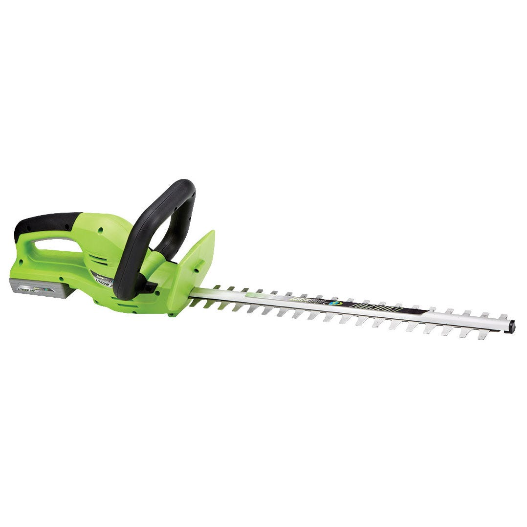 20v lithium cordless hedge trimmer from sporty 39 s tool shop. Black Bedroom Furniture Sets. Home Design Ideas