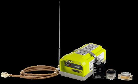 artex aircraft emergency locator transmitter: