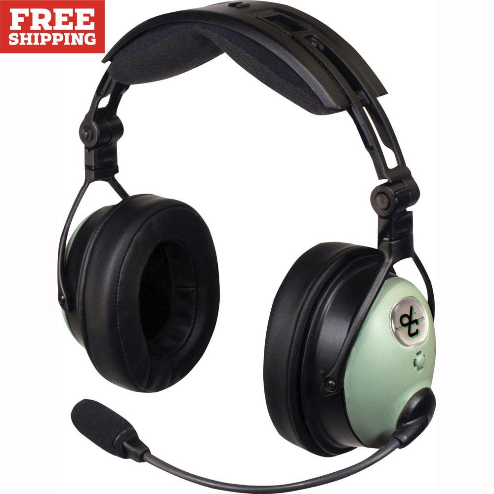 Aviation Headsets - From Sporty's Pilot Shop
