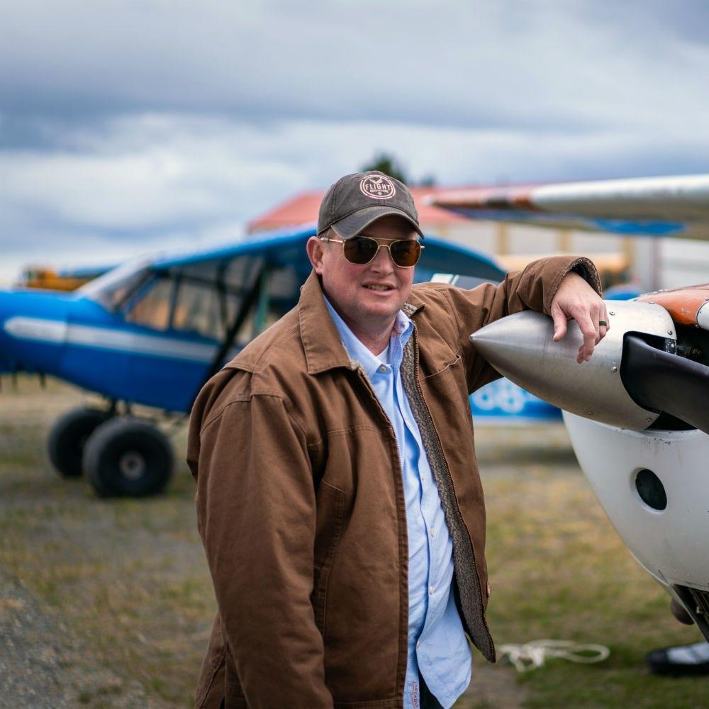 Flight Outfitters Bush Pilot Jacket