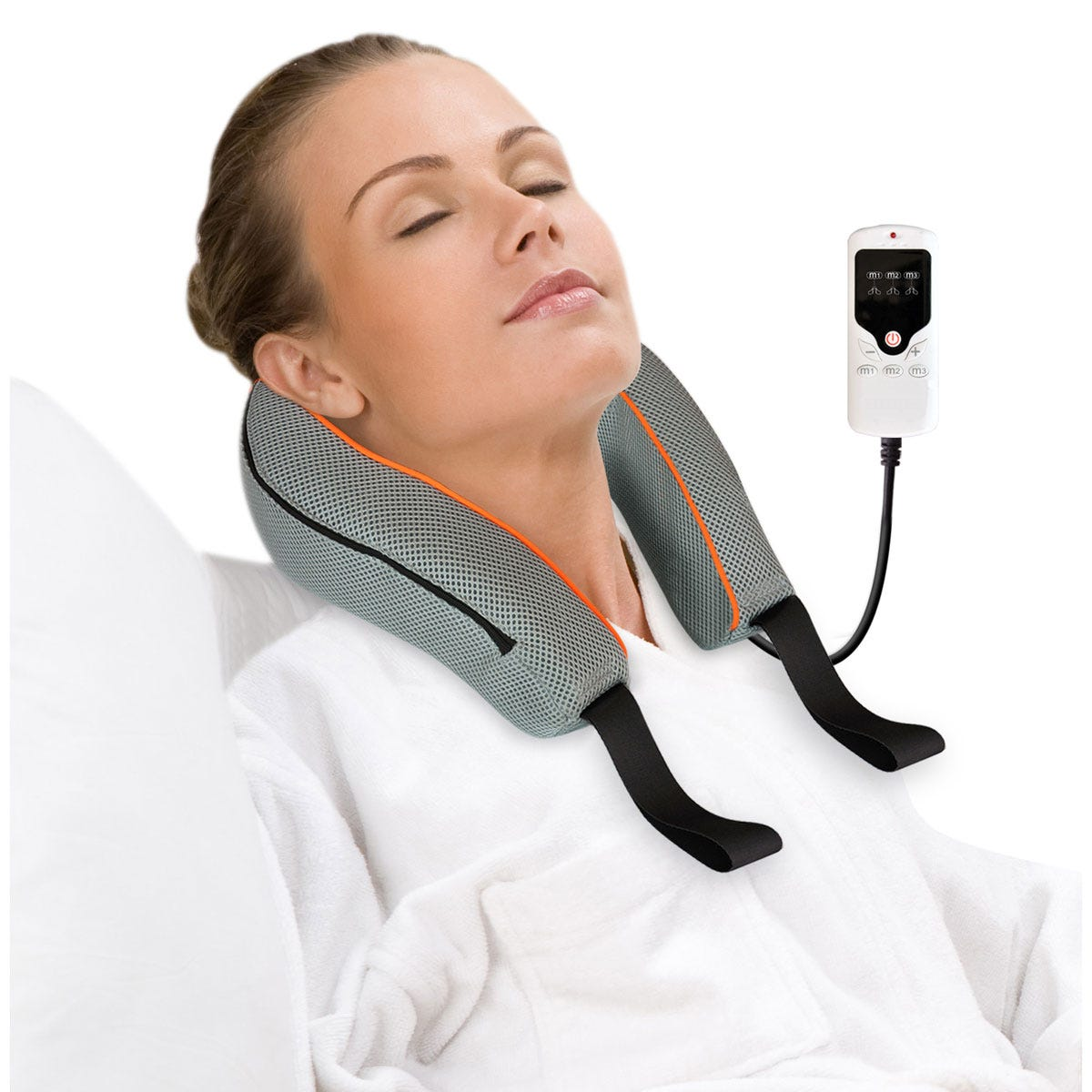 Carepeutic® Swedish Kneading Neck Massager - from Sportys ...