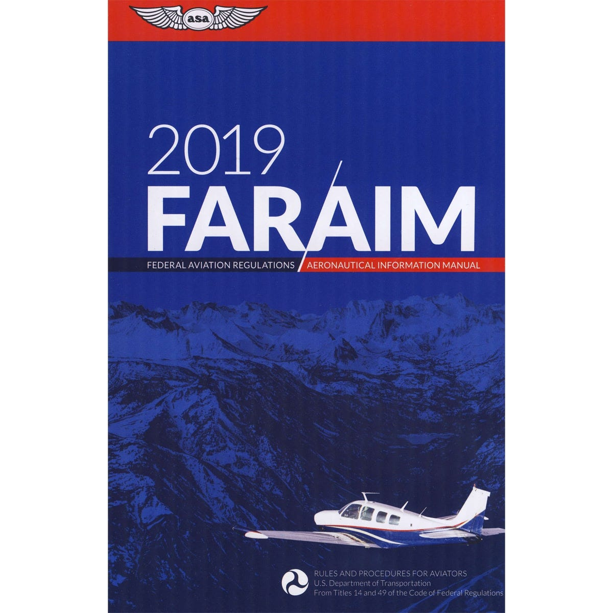 Far aim 2019 asa from sportys pilot shop more photos fandeluxe Image collections