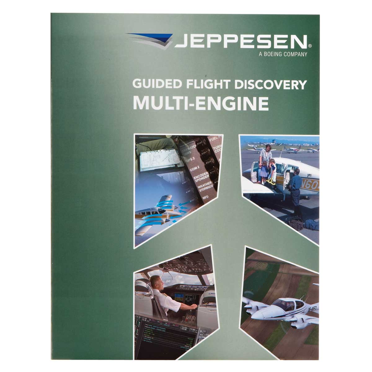 Multi engine manual jeppesen from sportys pilot shop more photos fandeluxe Choice Image
