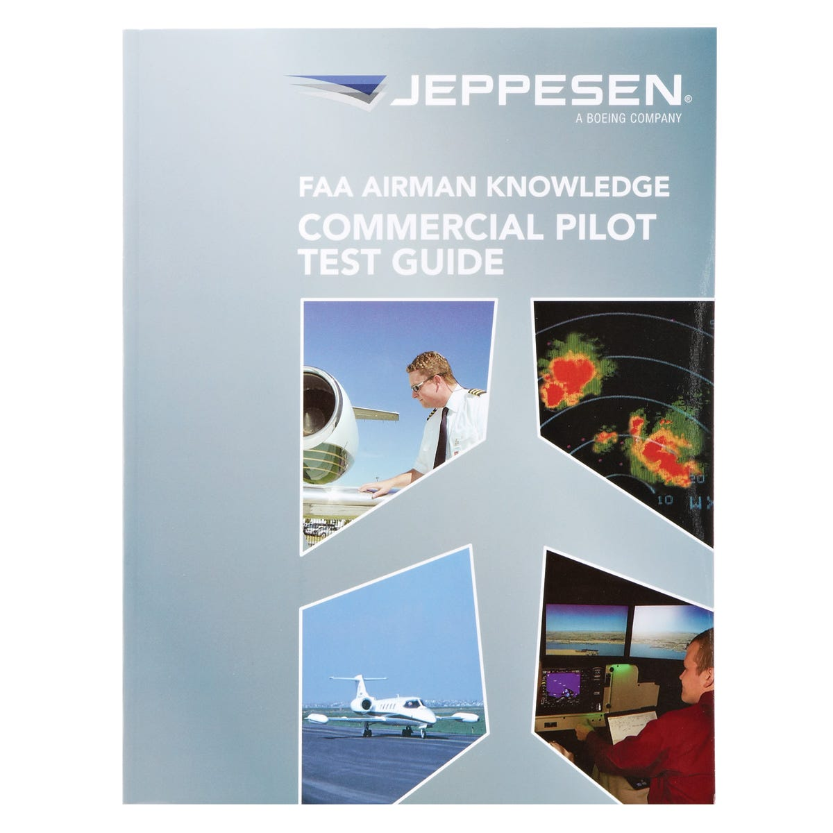 Commercial Pilot Knowledge Test Guide (Jeppesen) - from Sporty's Pilot Shop