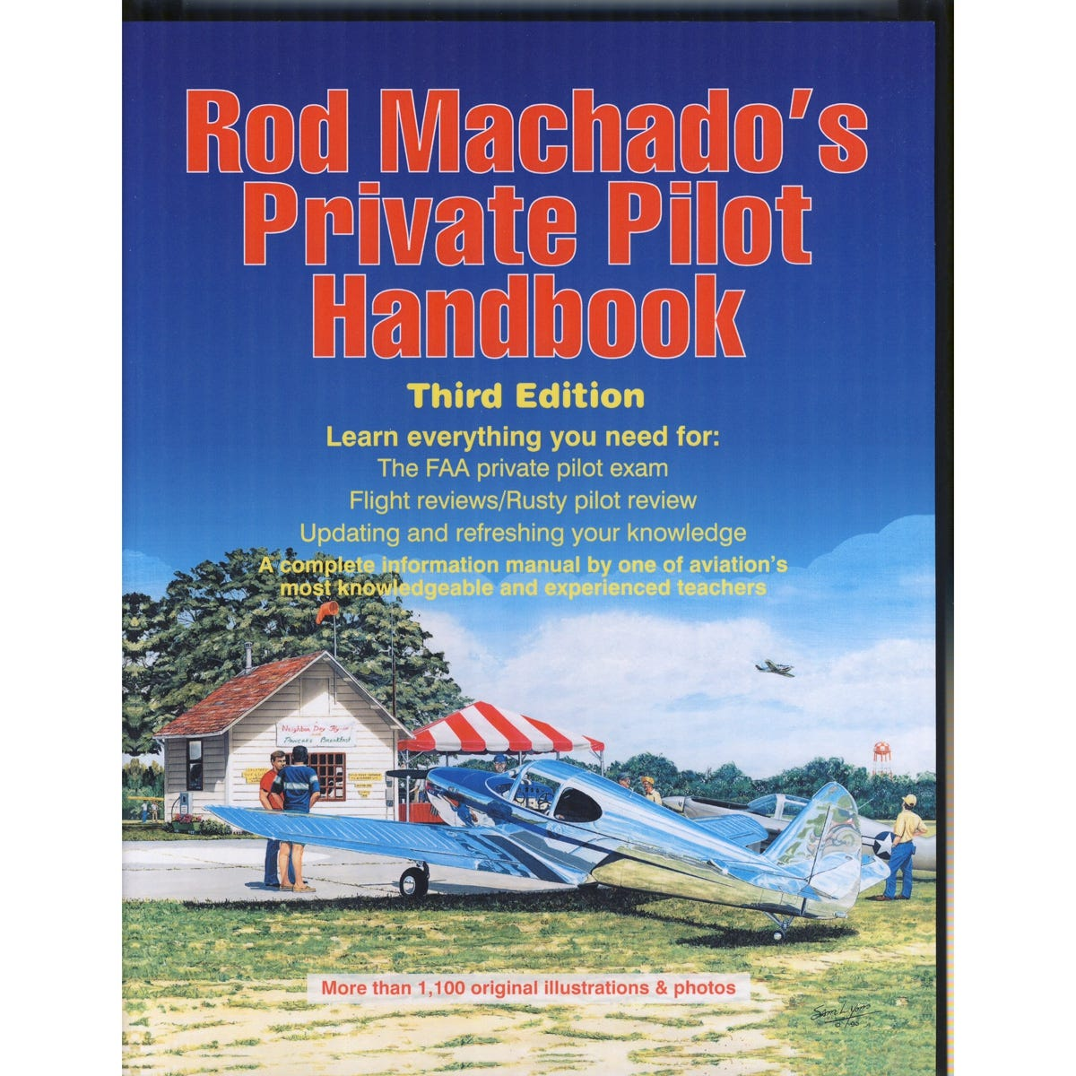 Private Pilot Handbook with Free DVD - from Sporty\'s Pilot Shop