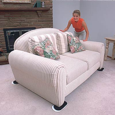 Easy movers furniture sliders extra large - Easy to move couch ...