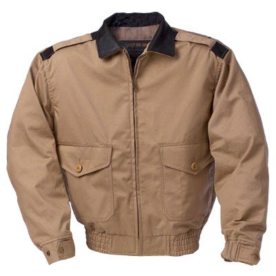 Cotton A-2 Flight Jacket - from Sporty&39s Pilot Shop