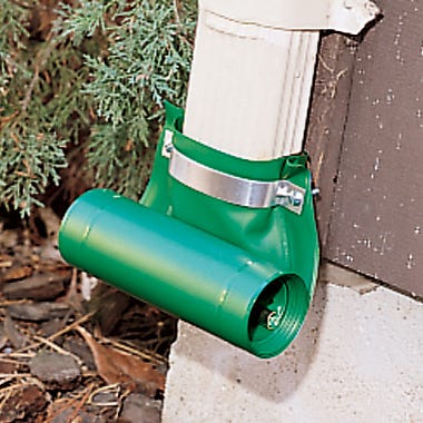 Automatic Recoil Rain Drain From Sporty S Tool Shop