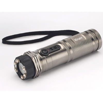 Zap Flashlight Stun Gun