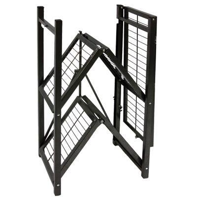 folding java foldingbookcasefoldedjava freestanding wood shelf storage s shelving bookshelf stackable solid x