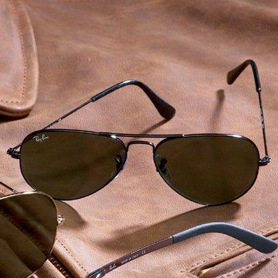 fea0d05ba1d Ray-Ban Medium Aviator Sunglasses (58mm) - from Sportys Preferred Living