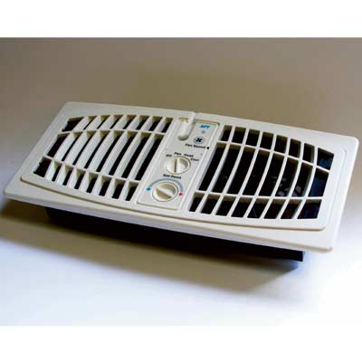 Automatic register booster fan 4 in x 12 in from for How to improve airflow in vents