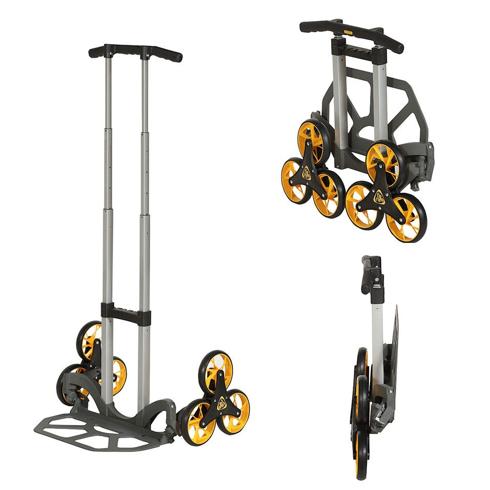 Stair Climbing Hand Truck From Sporty S Tool Shop