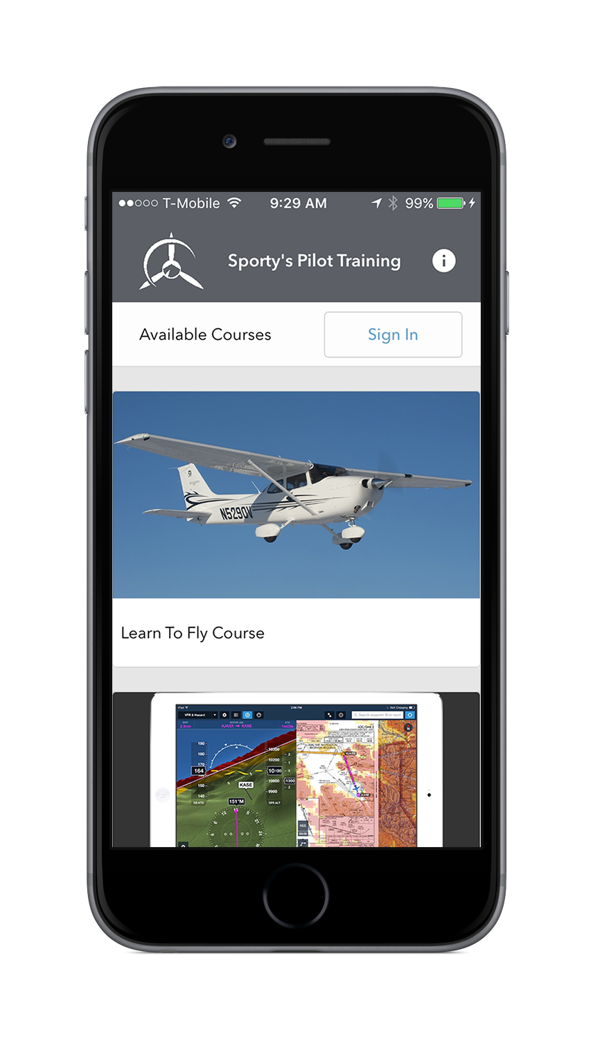 Learn to fly course private pilot test prep from sportys pilot shop show all fandeluxe Image collections