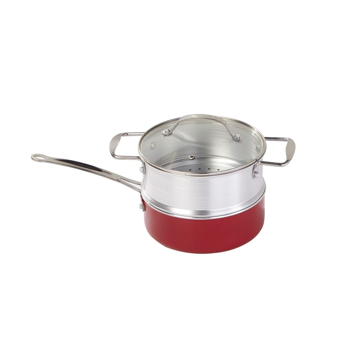 Red Copper 10 Pc Cookware Set Kitchen Around The
