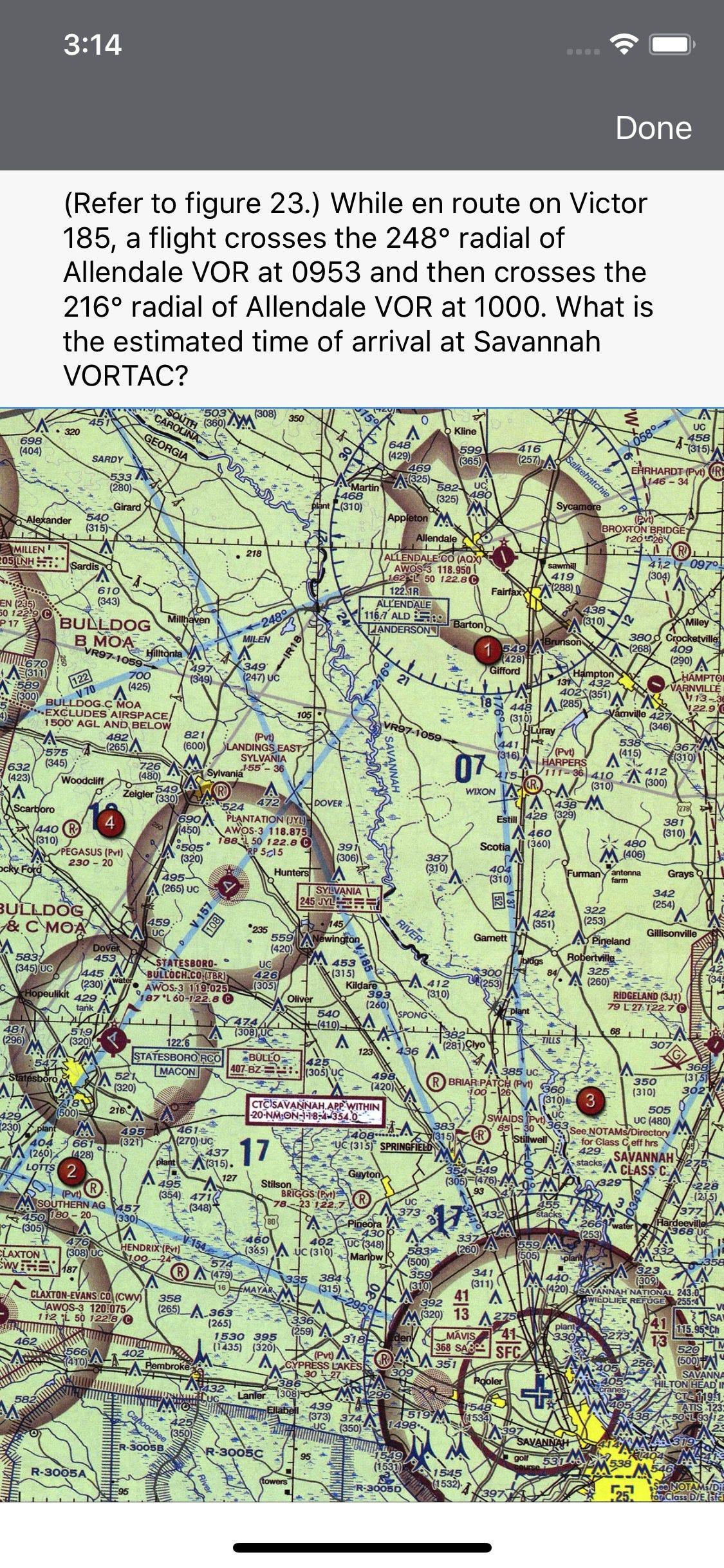 Sporty\'s Study Buddy™ iPhone/iPad Aviation App (Private Pilot ...