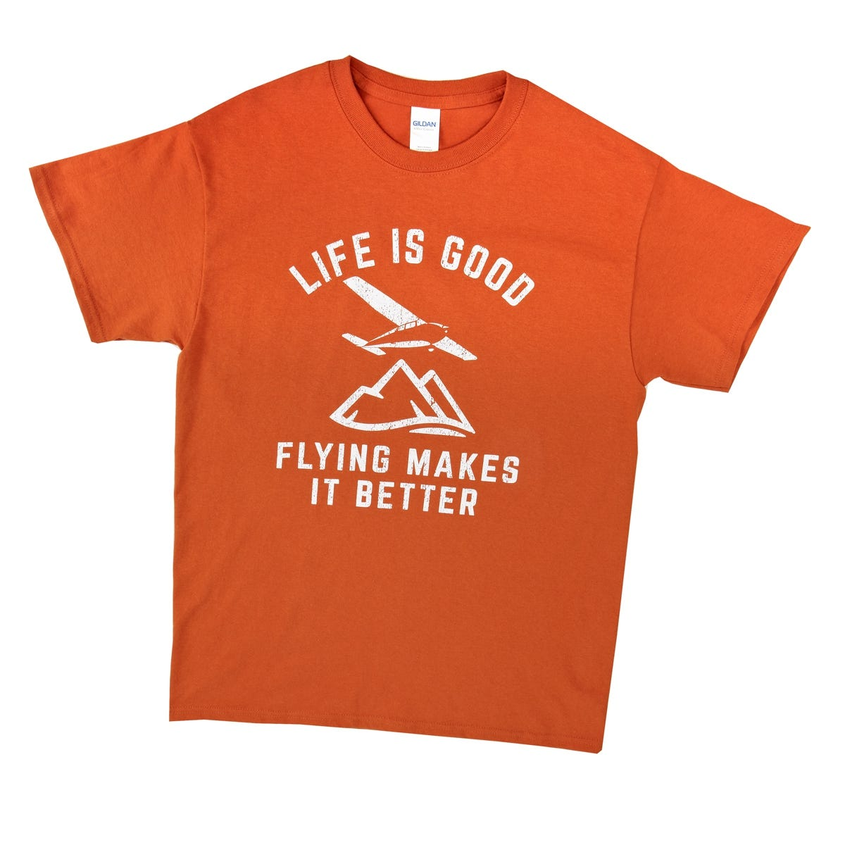 Free shipping BOTH ways on life is good t shirts, from our vast selection of styles. Fast delivery, and 24/7/ real-person service with a smile. Click or call