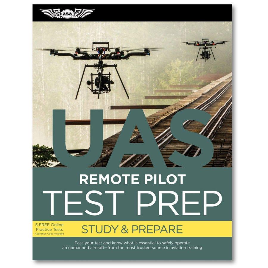 2f30404fc59 Remote Pilot Test Prep (ASA)