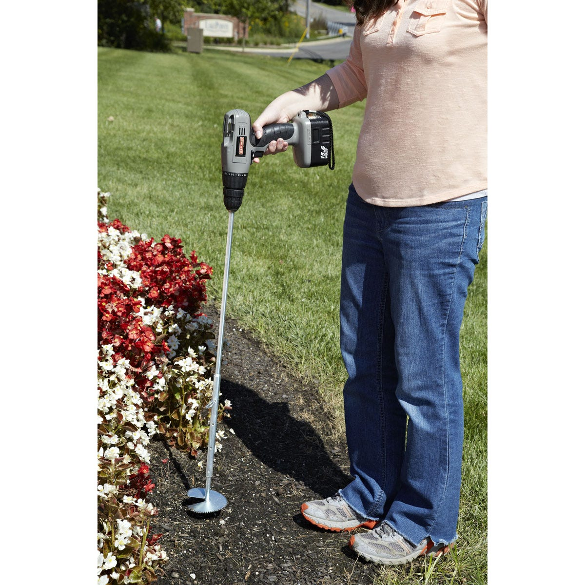 Garden and Yard Auger Garden Lawn Care from Sportys Tool Shop