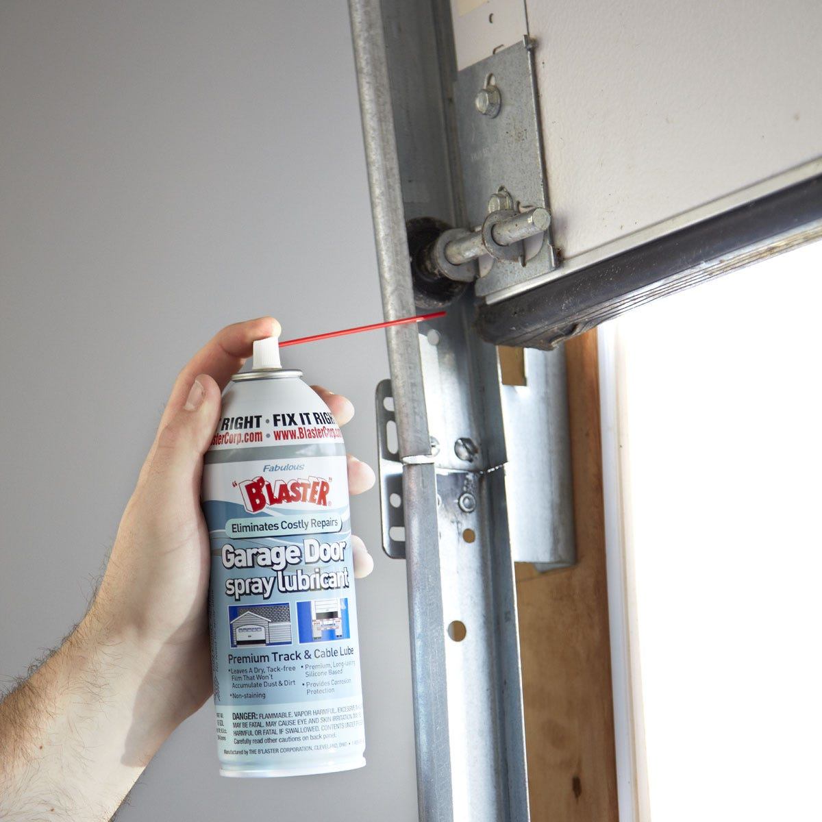 Garage Door Spray Lubricant Automotive From Sporty S
