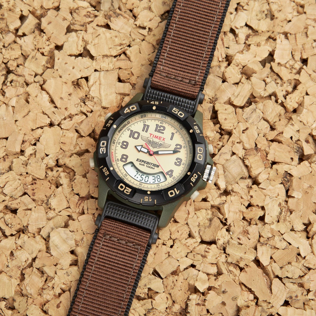 aef3ff68d538 Pilot Wings Watch by Timex® - from Sporty s Pilot Shop