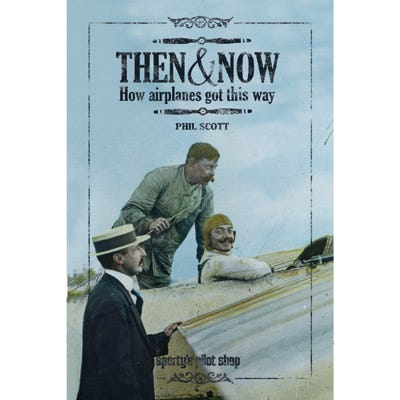 Then and Now book
