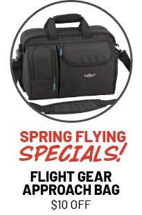 Flight Gear Approach Bag Special
