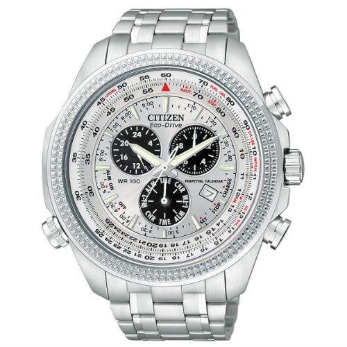 Citizen perpetual calendar watch
