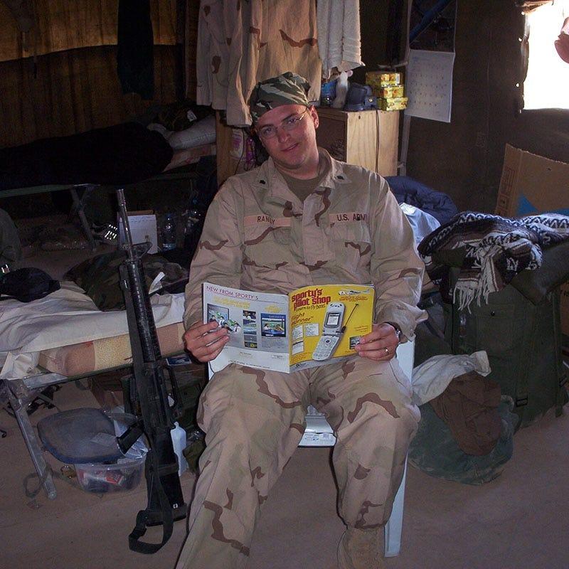 Doug Ranly Iraq