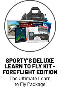 Learn to Fly Foreflight Kit