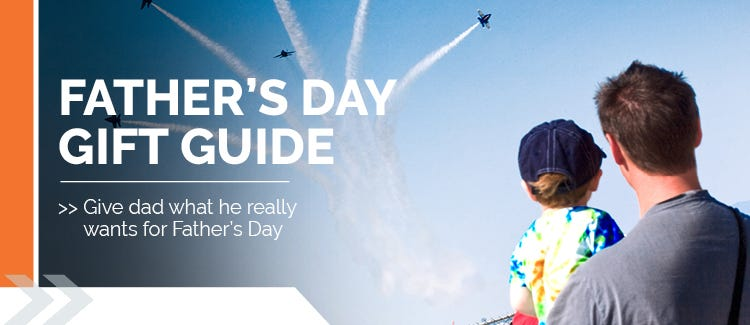 Father's Day Gift Guide for pilots