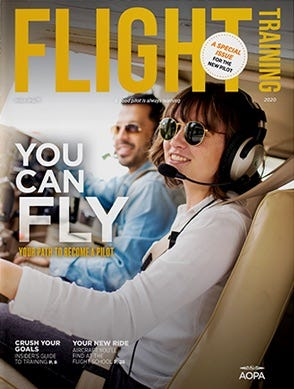 AOPA Training magazine