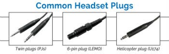 Headset plug versions