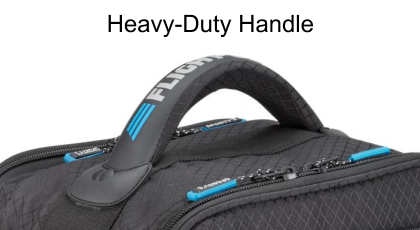 Heavy-duty handle