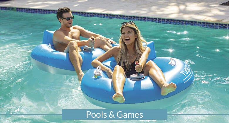 Pool and Games