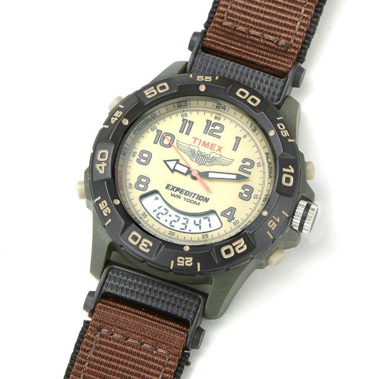 Pilot Wings Timex Watch