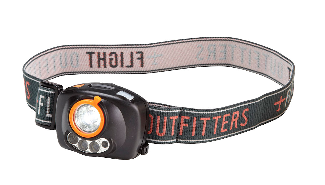 Flight Outfitters Dual Color Pilot's Headlamp