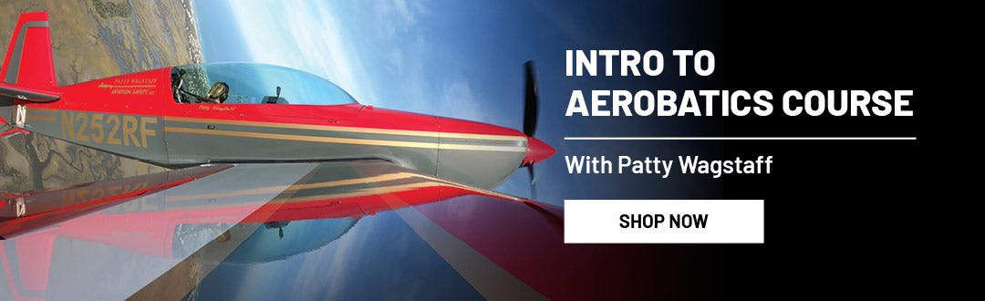 New Wagstaff Aerobatics Video