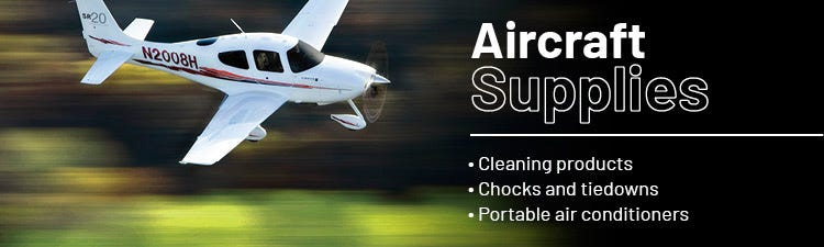 Aircraft supplies