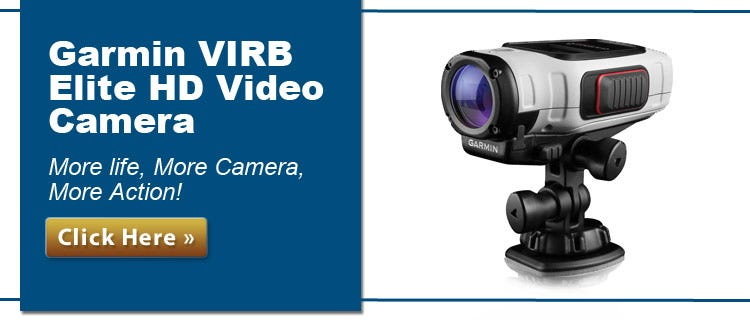 Garmin Virb Elite HD Video Camera