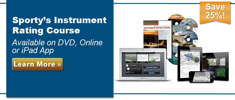 Instrument Rating Course