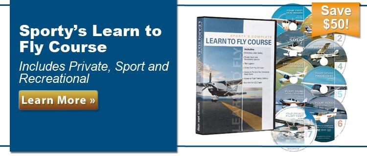 Learn to Fly course online