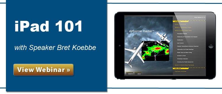 iPad 101 Webinar